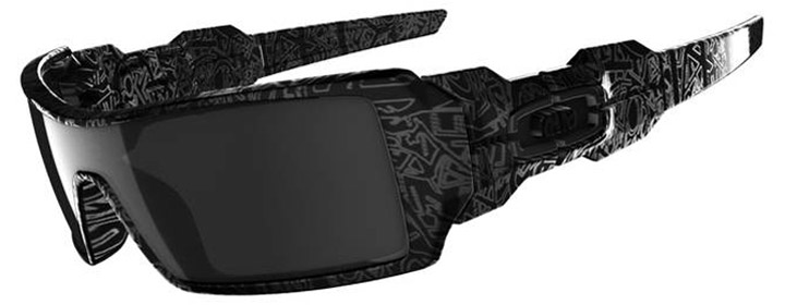 oakley oil rig black