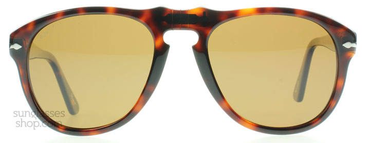 5344df971440f Persol PO0649 Sunglasses   PO0649 Dark Tortoise PO0649 54Mm   UK
