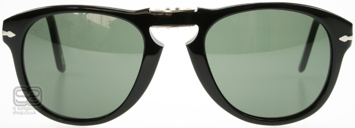 Persol PO0714 PO0714SM Gloss Black 95/31 54mm