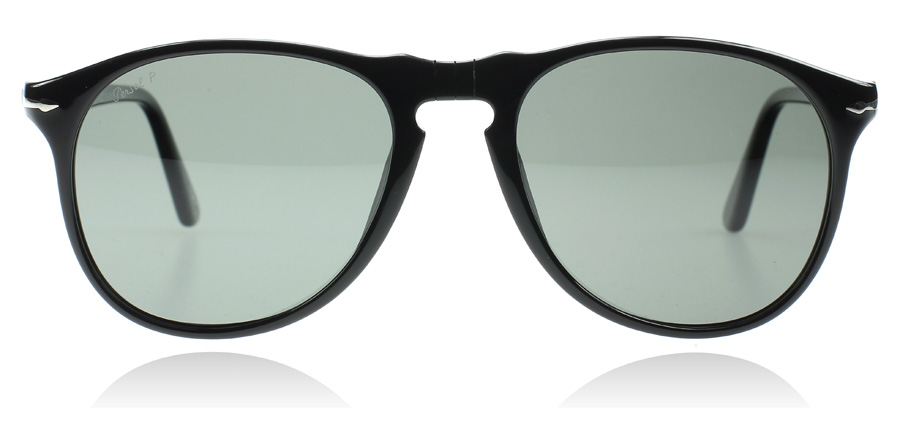 Persol PO9649S Black 95/58 52mm Polarised