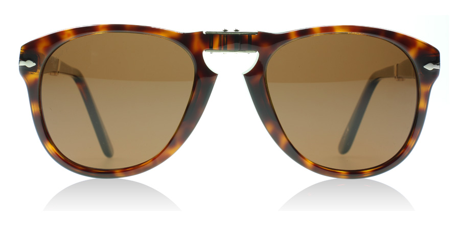 Persol PO0714 714 Tortoise 24/57 54mm Polarised