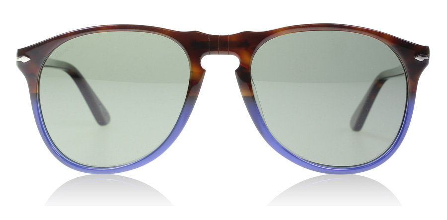 Persol PO9649S Brown / Blue 1022/58 52mm Polarised