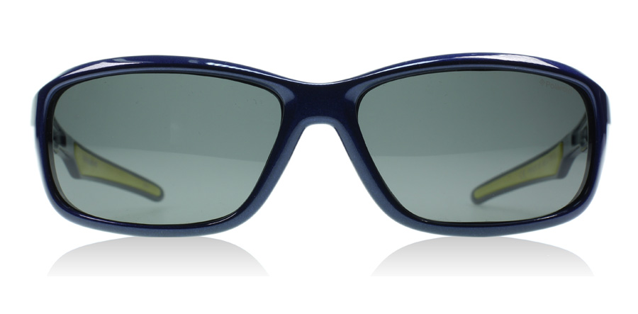 Polaroid Junior PLD 0425 Age 2-5 Years P0425B Blue / Lime KEA 55mm Polarised