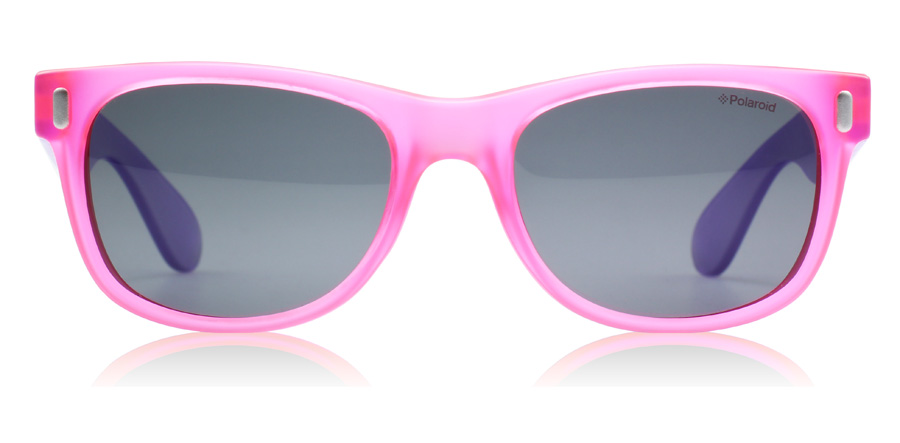 Polaroid Junior PLD 0115 Age 4-5 Years P0115 Pink IUBY2 46mm Polarised