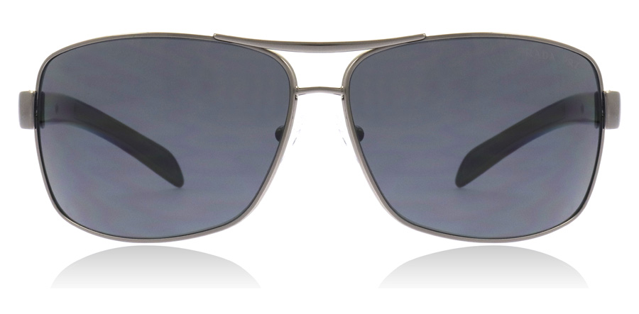 Prada Sport 54IS Gunmetal 5AV5Z1 65mm Polarised