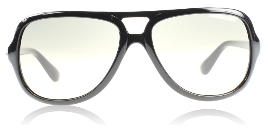 Ray-Ban RB4162 4162 Black 601/32 59mm