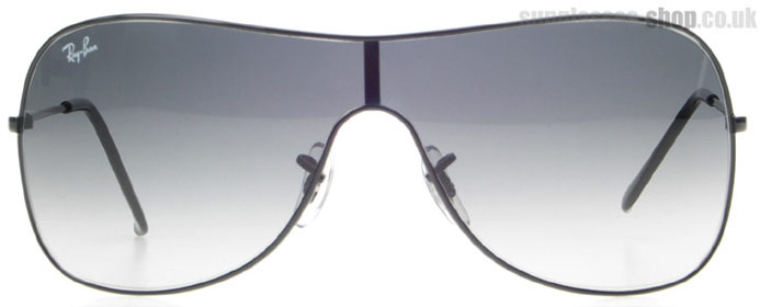 Ray-Ban RB3211 3211 Gradient Grey 002/8G 138mm