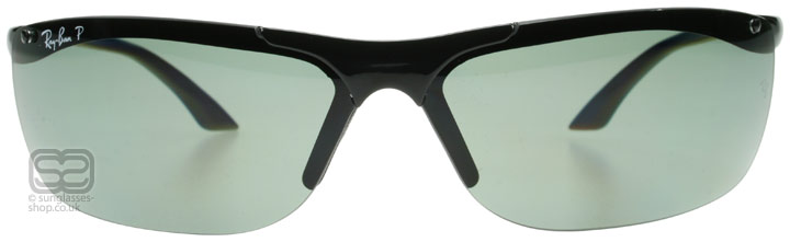 Ray-Ban RB4085 4085 Black 601/9A 68mm Polarised