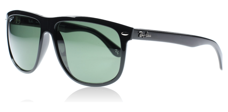 ray ban 4147 black and clear