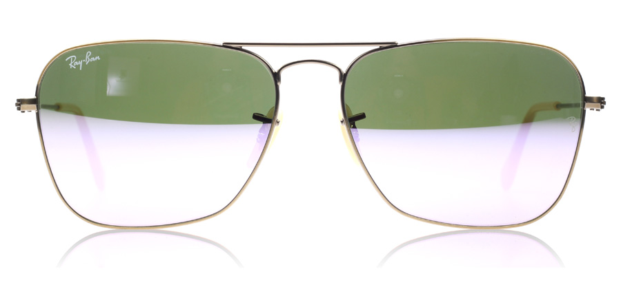 Glasses Frames Too Small : Ray Ban Women S Aviator 55mm Sunglasses Too Small