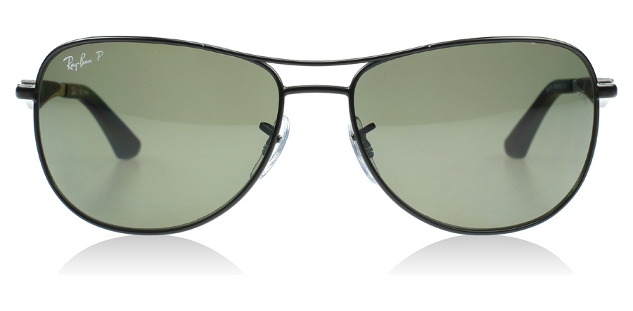 Ray-Ban RB3519 3519 Black 006/9A 59