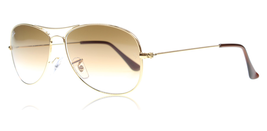 94dec271098 Rb3025 Aviator Large Metal 001 51 58-14 2n Made In Italy
