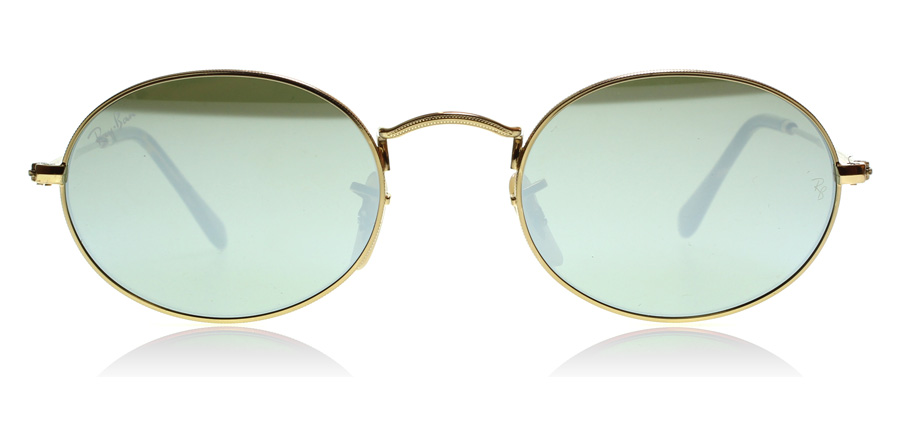 11202a6e332 Ray-Ban RB3547N Sunglasses   RB3547N Gold RB3547N 48Mm   UK