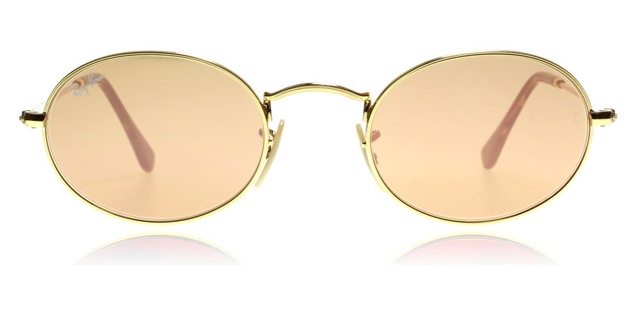 Ray-Ban RB3547N Gold 001-Z2 48mm