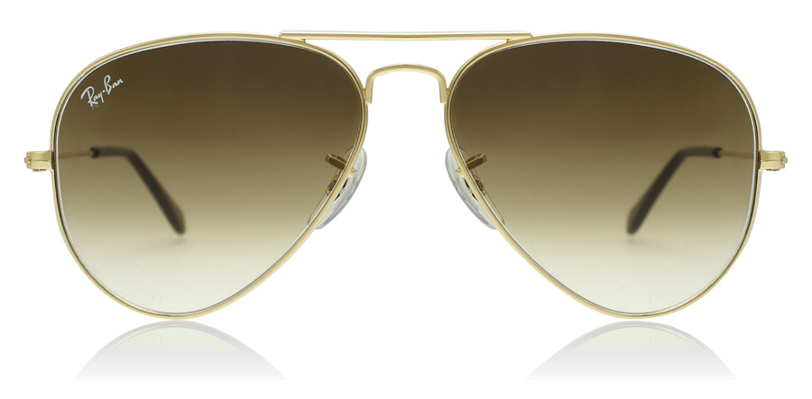 Ray-Ban RB3025 Gold 001/51 55mm