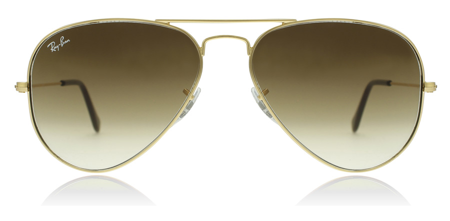 Ray-Ban RB3025 Gold 001/51 58mm