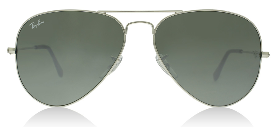 Ray-Ban RB3025 Silver Mirror W3277 58mm