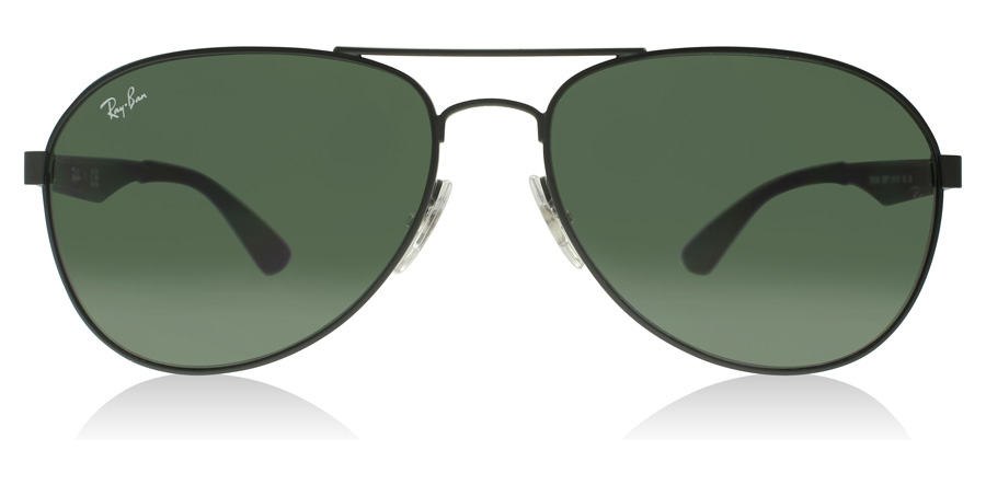 Ray-Ban RB3549 Matte Black 006/71 58mm