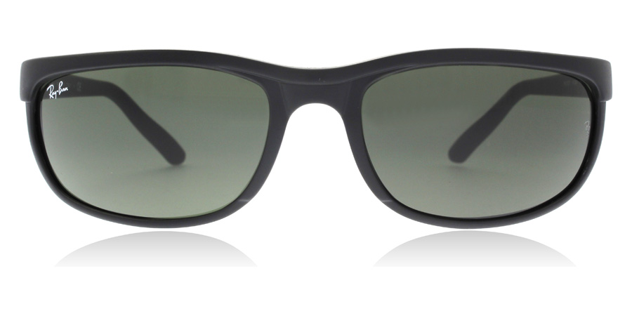 Ray-Ban 2027 Predator II Matte Black W1847 62mm