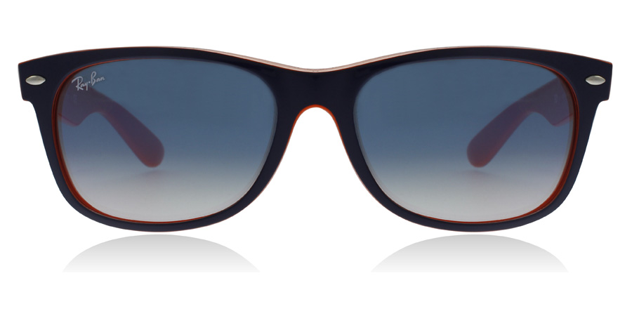 Ray-Ban RB2132 New Wayfarer Blue / Orange 789/3F 55mm