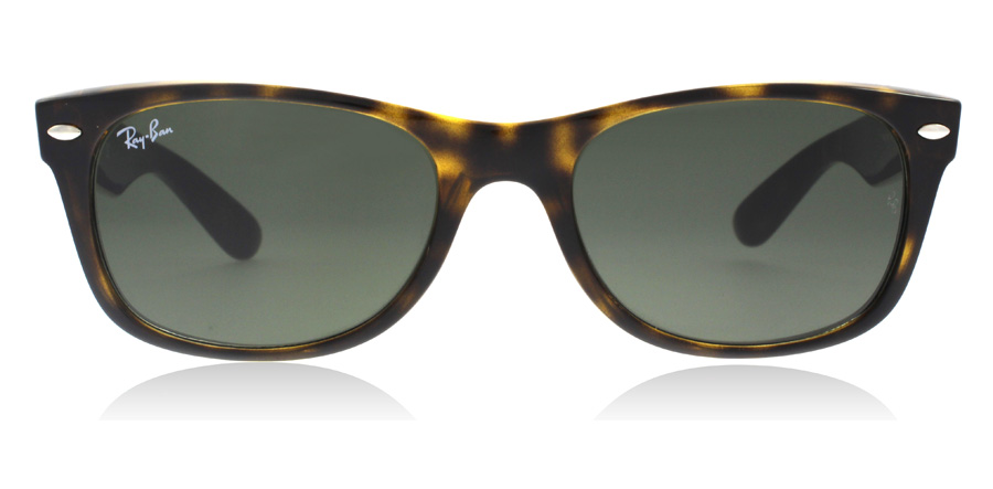 Ray-Ban RB2132 New Wayfarer Tortoise 902 52mm
