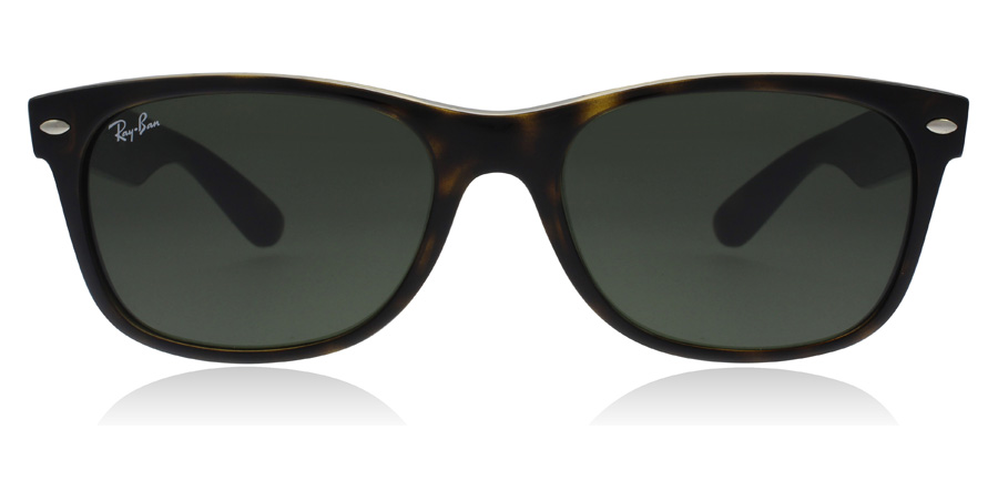 Ray-Ban RB2132 New Wayfarer Tortoise 902L 55mm