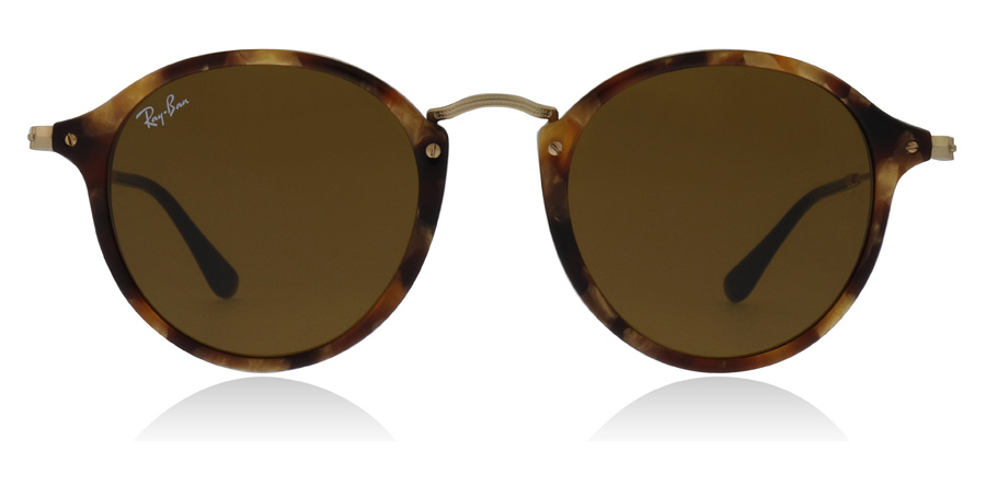 Ray-Ban RB2447 Spotted Brown Havana 1160 52mm