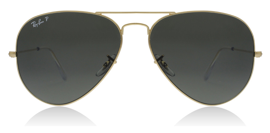 Ray-Ban RB3025 Gold 001/58 55mm Polarised