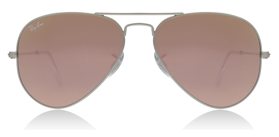 Ray-Ban RB3025 Silver 019/Z2 58mm