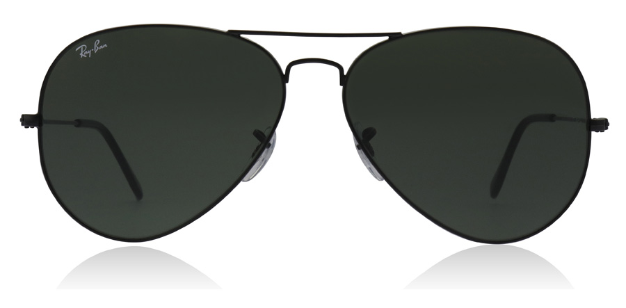 Ray-Ban Aviator RB3026 Black L2821 62mm