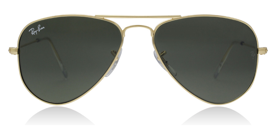 Ray-Ban RB3044 Gold L0207 52mm
