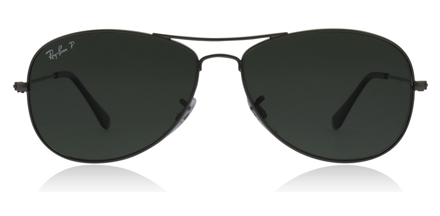 Ray-Ban 3362 Cockpit Gunmetal 004/58 59mm Polarised
