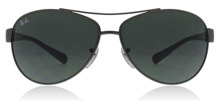 Ray-Ban RB3386 Gunmetal 004/71 63mm