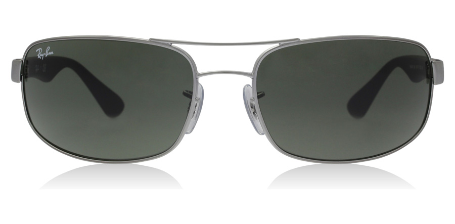 80a1e807842 Ray-Ban RB3445 Sunglasses   RB3445 Gunmetal RB3445 61Mm   UK