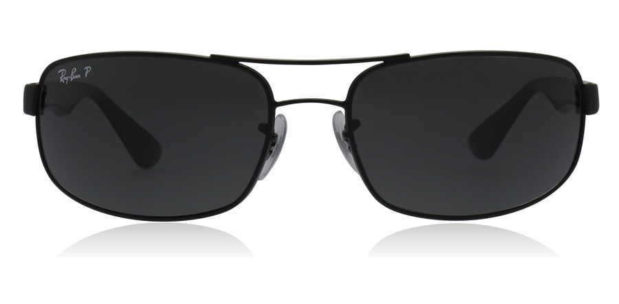 Ray-Ban RB3445 Matte Black 006/P2 61mm