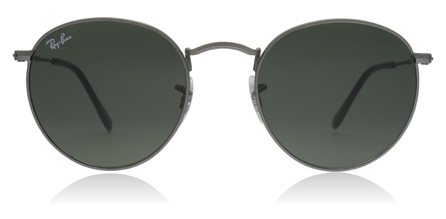 Ray-Ban RB3447 Matte Gunmetal 29 53mm