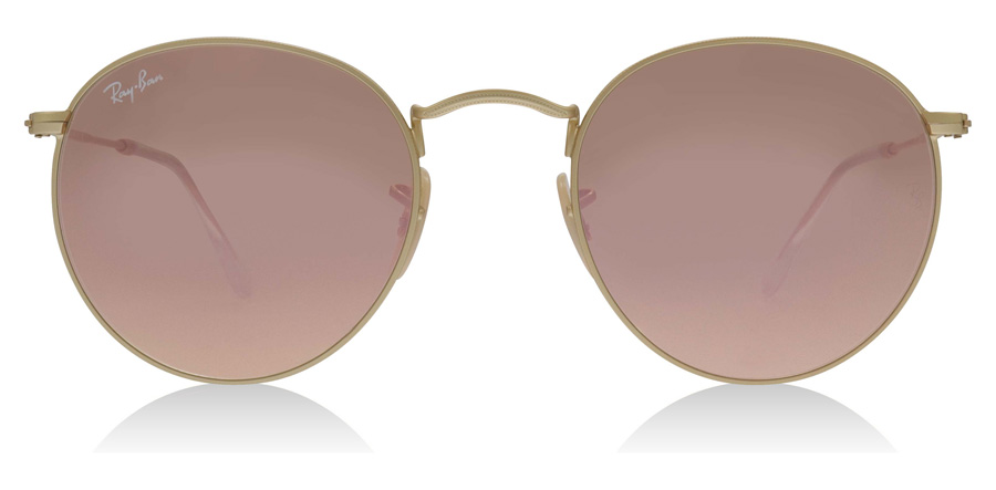 Ray-Ban RB3447 Matte Gold 112/Z2 50mm
