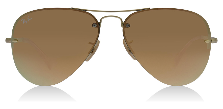 Ray-Ban RB3449 Gold 001/2Y 59mm