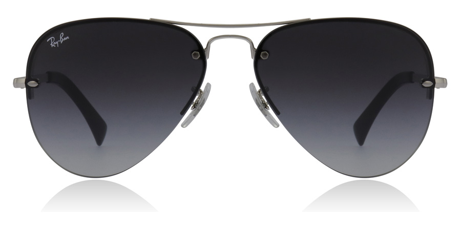 Ray-Ban RB3449 Silver 003/8G 59mm
