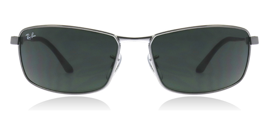 Ray-Ban RB3498 Gunmetal 004/71 61mm
