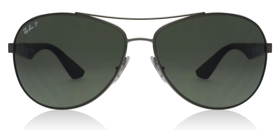 Ray-Ban RB3526 Gunmetal 029/9A 63mm Polarised