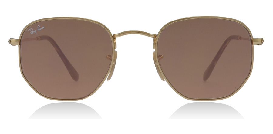 Ray-Ban RB3548N Gold / Tortoise 001-Z2 48mm