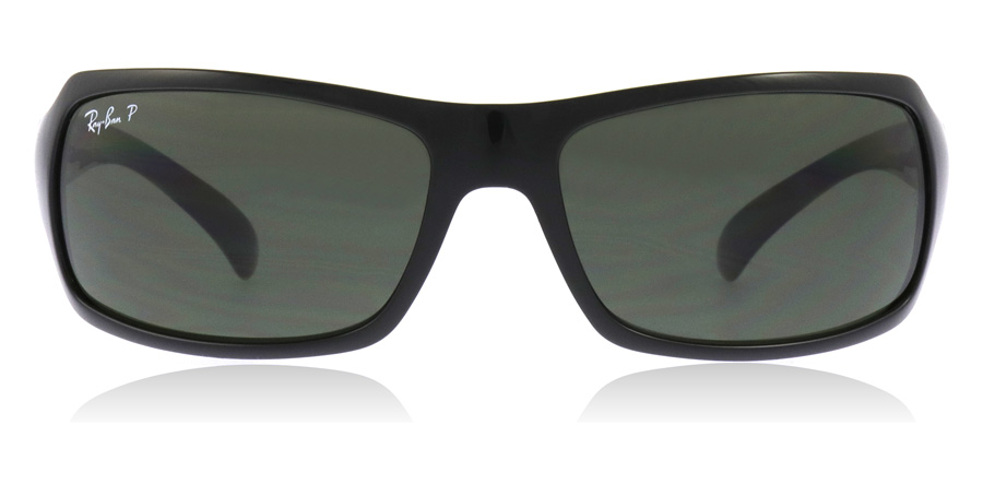 Ray-Ban RB4075 Black 601/58 65mm Polarised