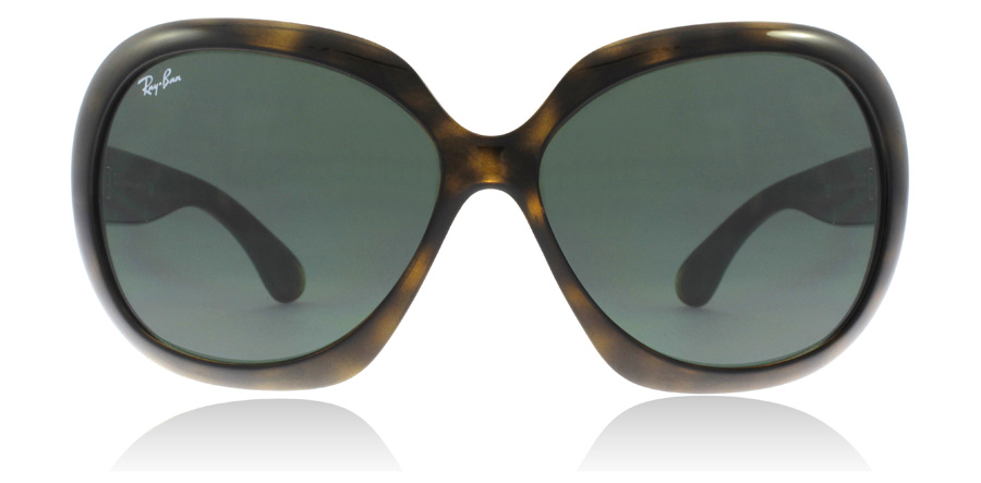 Ray-Ban Jackie Ohh II RB4098 Light Havana 710/71 60mm