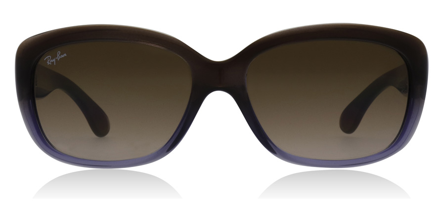 Ray-Ban Jackie Ohh RB4101 Brown 860/51 58mm