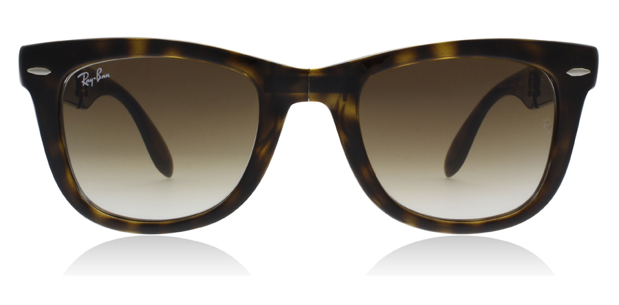 Ray-Ban RB4105 Folding Tortoise 710/51 50mm