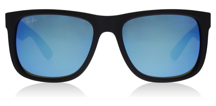 Ray-Ban Justin RB4165 Matte Black 622/55 54mm