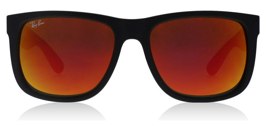 Ray-Ban Justin RB4165 Matte Black 622/6Q 55mm