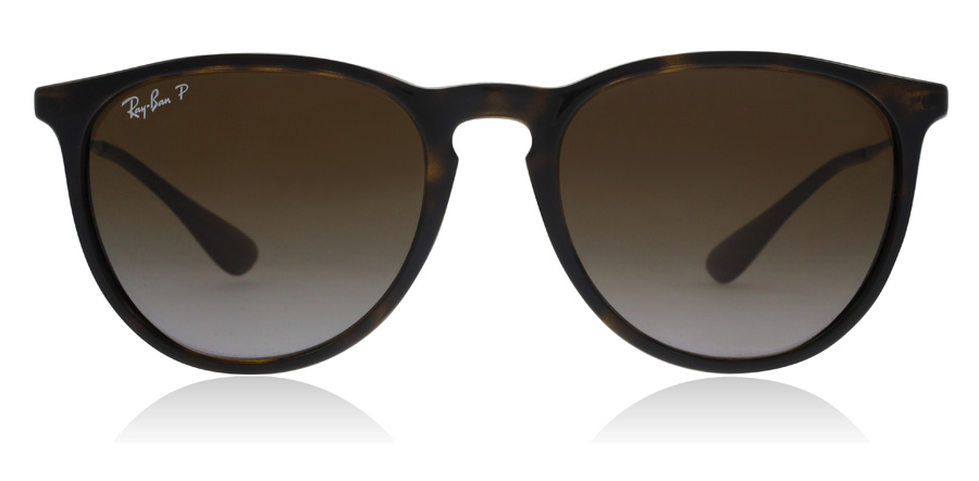 Ray-Ban Erika RB4171 Tortoise 710/T5 54mm Polarised