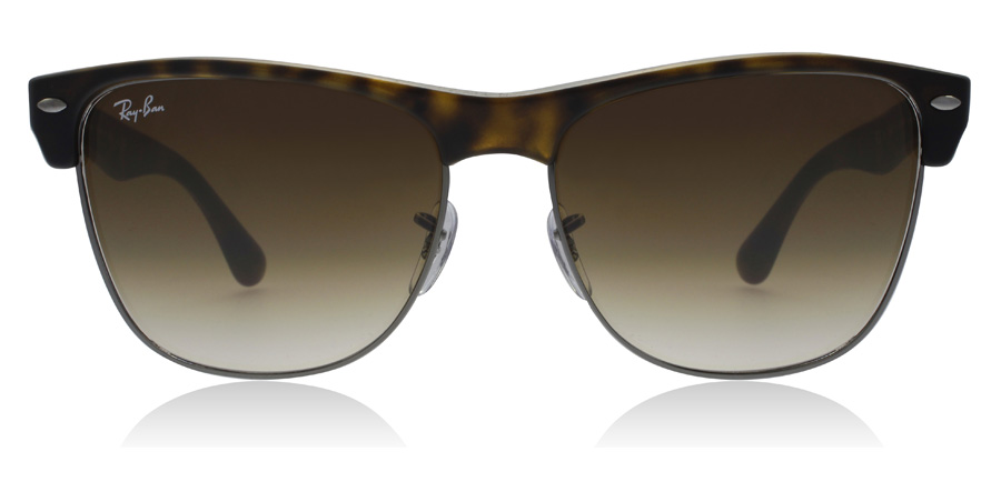 Ray-Ban Oversized RB4175 Tortoise 878/51 57mm